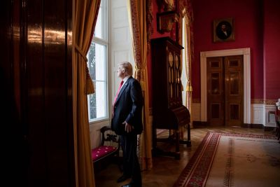 You Won't Find the Trump White House on Flickr