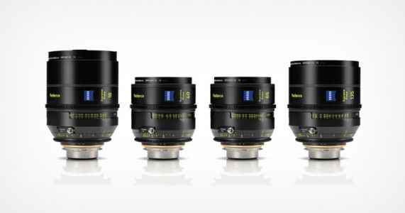 Zeiss Adds Four Focal Lengths to 'Supreme Prime Radiance' Lens Line