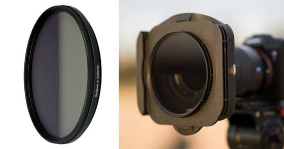 Aurora Aperture Unveils the World's First Variable GND Filter