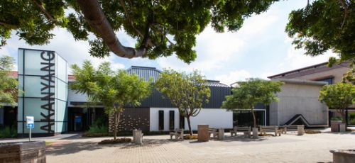 University of Pretoria - Akanyang / Two Five Five Architects