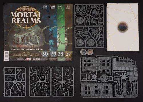 Review: Mortal Realms Issue 27, 28, 29 and 30
