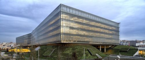 Garanti Bank BBVA Technology Campus / ERA Arch