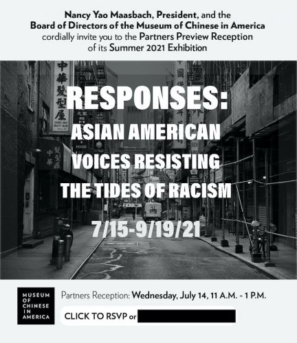 Responses: Asian American Voices Exhibit   Museum of Chinese In America