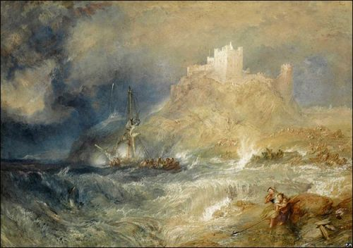 JMW Turner April 23, 1775 - December 19, 1851