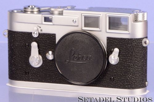 The Last Leica M3 Ever Made Can Be Yours for Just $595,000