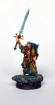 Showcase: High Elves Swordmasters of Hoeth