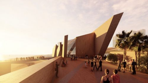 Daniel Libeskind to Design the Regional Museum of Iquique in Northern Chile