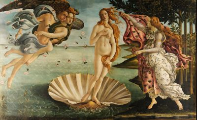 March 1st - the birthday of two very different artists, Botticelli and Kokoschka