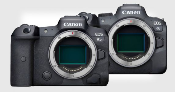 Canon: Orders for the EOS R5 and R6 'Exceed Expectations,' Expect Delays