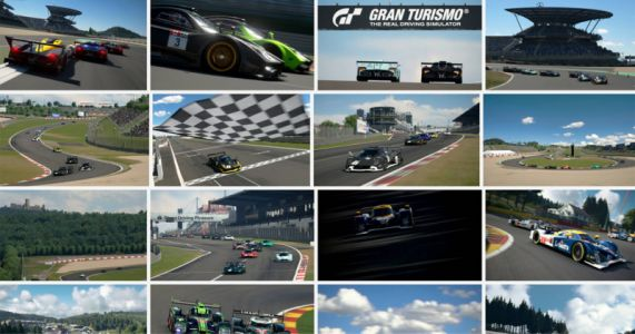 Getty Partners with Video Game Grand Turismo to License Screenshots