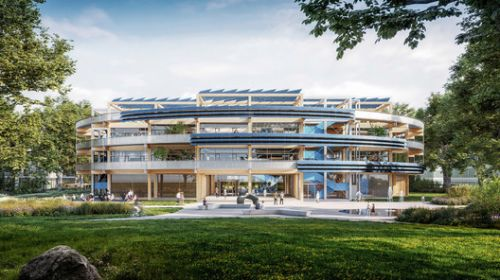 HENN Wins Competitions to Design the Brainergy Hub and the Language Forum in Germany