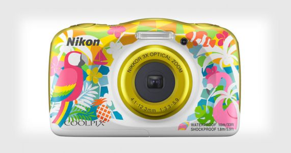 Nikon COOLPIX W150 is a Waterproof Durable Camera Perfect for Kids