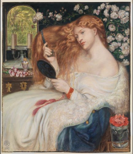 Dante Gabriel Rossetti. Born May 12, 1828 in London