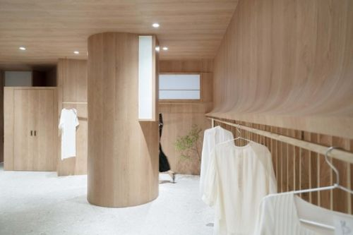 Wang Xi Fashion Studio / PaM Design Office