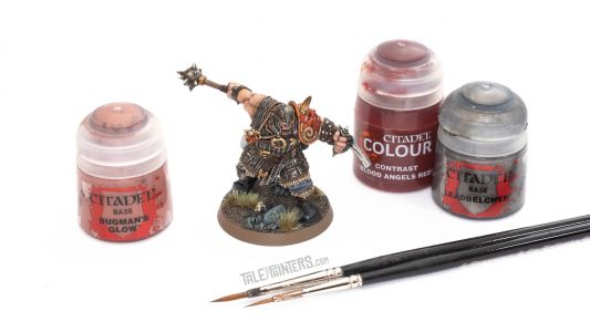 Tutorial: How to paint Brutogg Corpse-eater from Warhammer Quest Cursed City