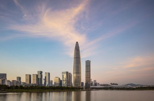 KPF Completes the Third-Tallest Building in Shenzhen