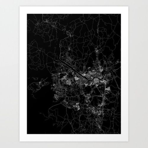 Crossconnectmag: City Maps by Line Line Lines Check out the