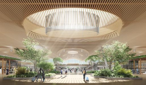 ZGF Gives a First Look at Portland International Airport's New Main Terminal