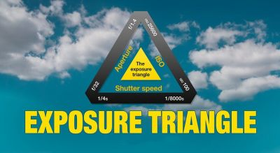 The Exposure Triangle: Making Sense of Aperture, Shutter Speed, and ISO