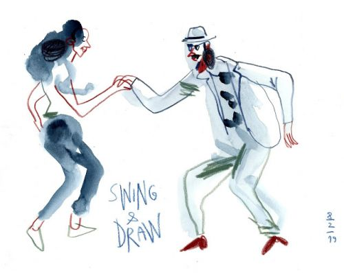 Swing&Draw party