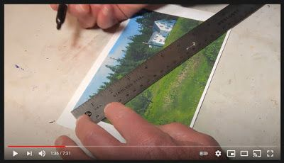 Scaling Up - And Plein Air Live