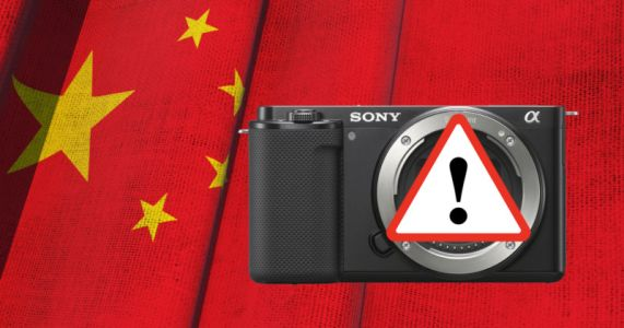 China Fines Sony ¥1M for Announcing a Camera on a Controversial Date