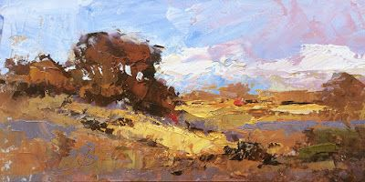 LANDSCAPE STUDY by TOM BROWN