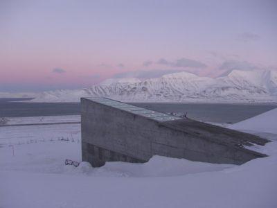 """Svalbard """"Doomsday"""" Seed Vault to Receive Multi-Million Dollar Upgrade After Flooding"""