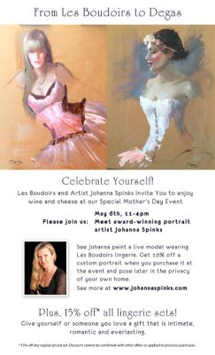 From Les Boudoirs to Degas
