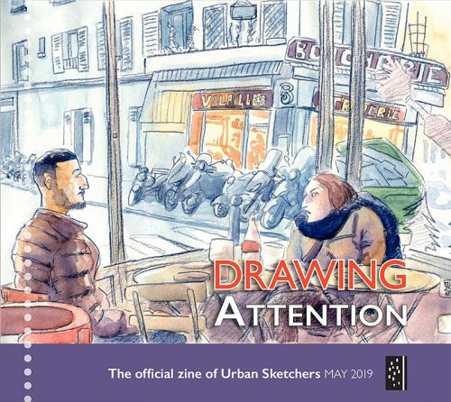 Drawing Attention May 2019