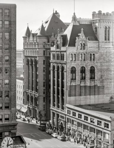 The Prudential: 1956
