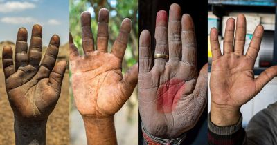 This Photographer Captured People's Lives Through Their Hands