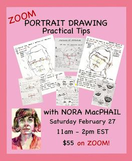 PORTRAIT DRAWING Practical Tips
