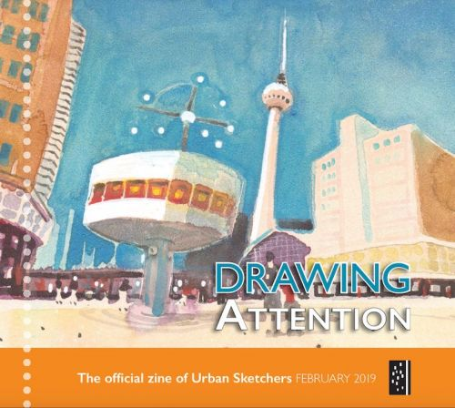Drawing Attention February 2019