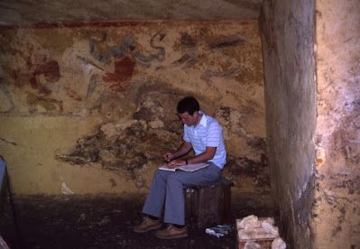 Reconstructing an Etruscan Tomb