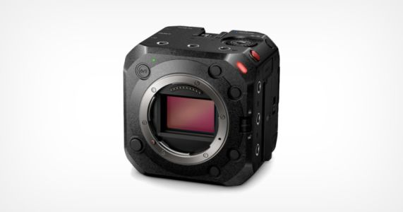 Panasonic Launches the L-Mount BS1H Full-Frame Box Camera