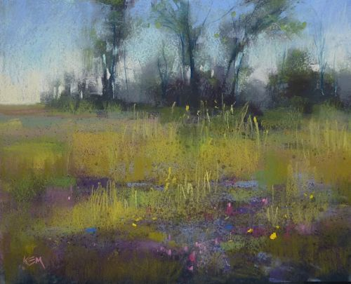 New Video Demo: Painting a Spring Landscape