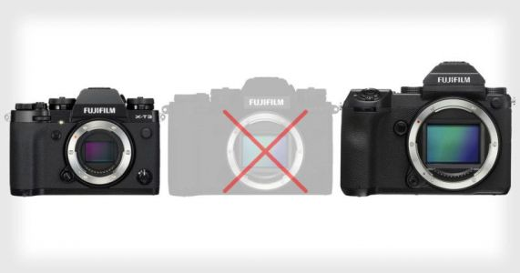 Fujifilm: We Will 'Never Go Full-Frame'