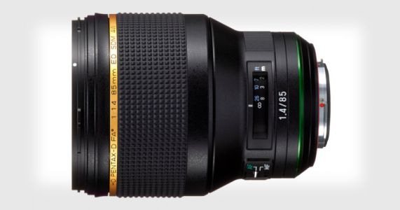 Pentax Officially Unveils Long-Awaited FA* 85mm f/1.4 Lens for the K-Mount