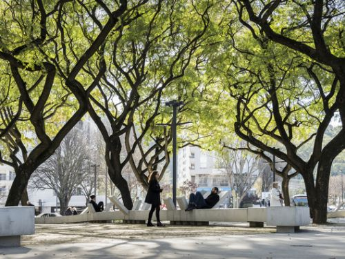 City Square: Redefining Public Spaces During and After the Pandemic