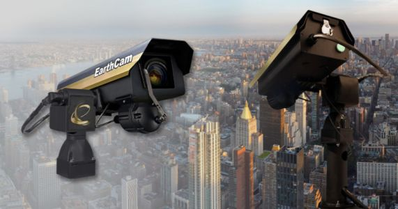 EarthCam Collabs with Sony in New All-Weather High-Res Timelapse Rigs