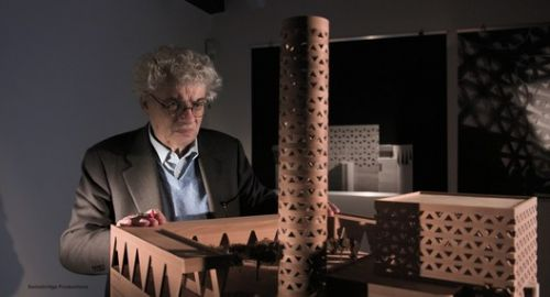 """""""Mario Botta: The Space Beyond"""" to be Revealed in NY in mid-October"""
