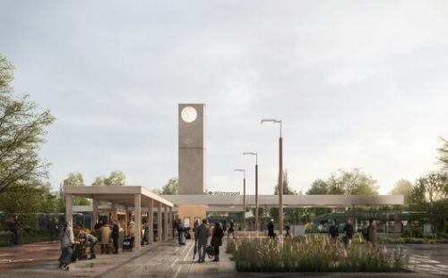 7N Architects Selected by Network Rail and RIBA to Shape Britain's Future Railways
