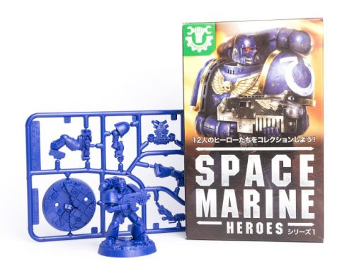 Review: Japan-exclusive Space Marine Heroes Series 1