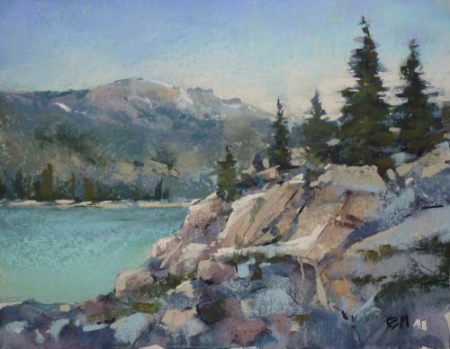 Tips for a Watercolor Underpainting