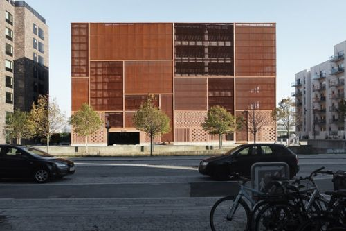 Parking House Ejler Bille / JAJA Architects