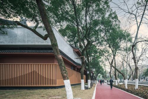 The Renovation of Liangshu Art Museum / XAA