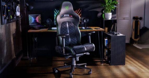 Razer Launched an Office Chair and It's Supposedly Pretty Great
