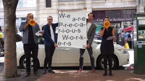 Architects Are Workers