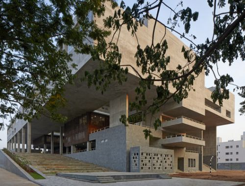Institute at School of Planning and Architecture, Vijayawada / MO-OF